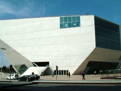 Rem Koolhaas, La Maison de la Musique. Porto, 2005