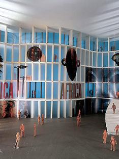 Milan, La ville des cultures. David Chipperfield