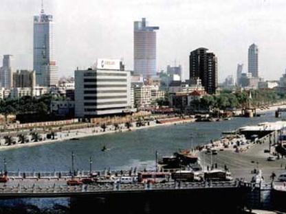 Tianjin (Chine). Tianjin Italian Village, Caputo partnership. 2005