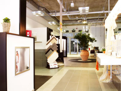 Showroom Iris Ceramica et Fabbrica Marmi e Graniti à Berlin
