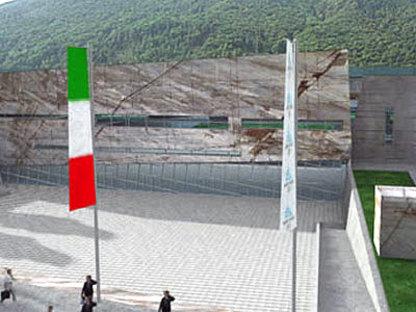 Palais des glaces, Torre Pellice. 2005