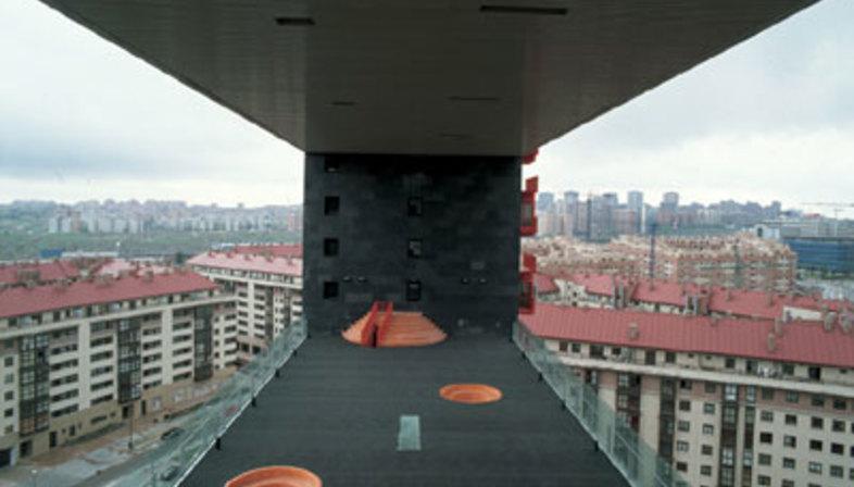 Édifice pour habitations Mirador<br> MVRDV + Blanca Leó<br> Madrid, 2005