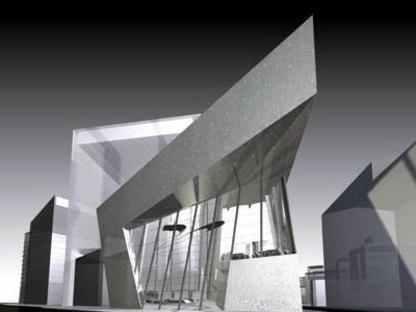 Zaha Hadid, The Architecture Foundation. Londres, 2005