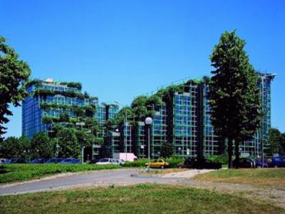 Bureaux SNAM, 5ème bâtiment, Gabetti et Isola