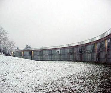 Centre résidentiel Olivetti à Ivrea, Gabetti e Isola