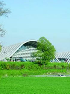 Renzo Piano. Centre Paul Klee. Berne, 2005