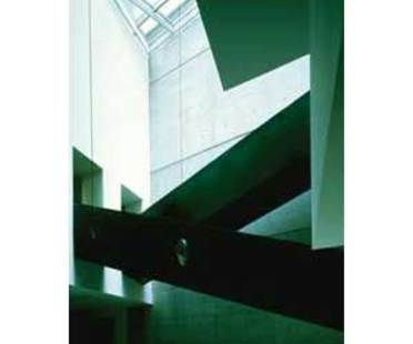 Center for Contemporary Art<br> Zaha Hadid. Cincinnati (Ohio). 2003