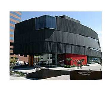 Nevada Art Museum. Reno (États-Unis). Will Bruder Architects