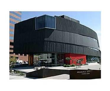 Nevada Art Museum. Reno (États-Unis). Will Bruder Architects
