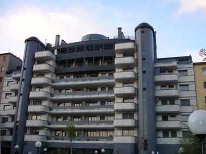 Édifices résidentiels à Milan