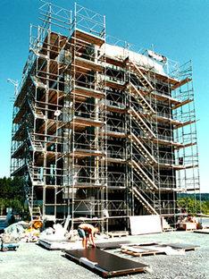 WESTside, Daniel Libeskind<br>Berne, Suisse, 2005