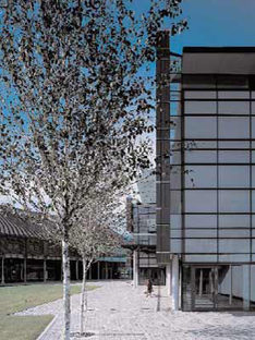 Le National Waterfront Museum, Swansea<br> Wilkinson Eyre Architects, 2005