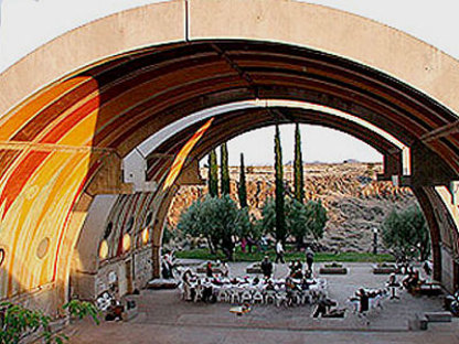 Arcosanti, l'utopie de Paolo Soleri