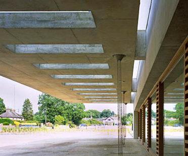 Dunshaughlin Civic Offices<br> Grafton Architects, Irlande, 2001