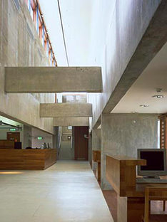 Dunshaughlin Civic Offices<br> Grafton Architects, Irlande, 2001