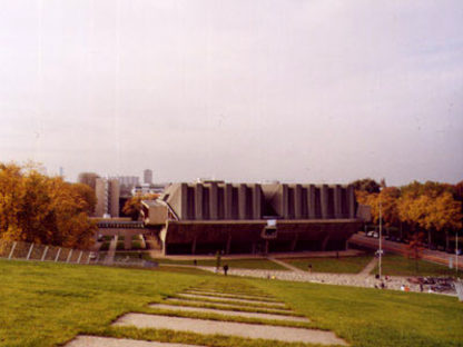 Delft University of Technology Library<br> Mecanoo, 1998
