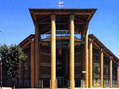 Église de San Giovanni Battista<br> Gabetti et Isola. Desio (Mi). 1999