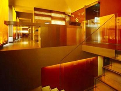 Posto 1. Studio Uda. Turin. 2003