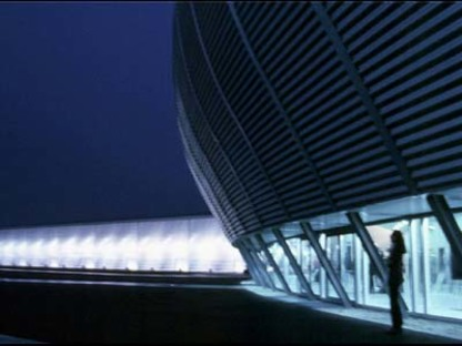Bernard Tschumi, Zénith Concert Hall, Rouen, France 1998-2001