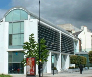Millennium Galleries, Pringle Richards Sharratt Architects. <br />Sheffield, Royaume-Uni. 2001