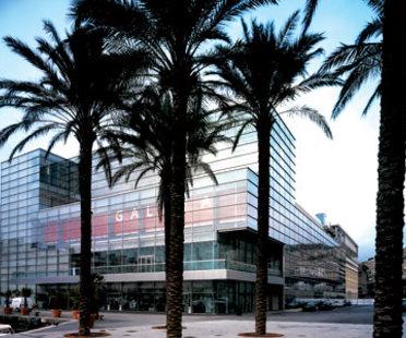 Galata. Museo del mare e della navigazione,  Guillermo Vázquez Consuegra. Genova, 2000-2004