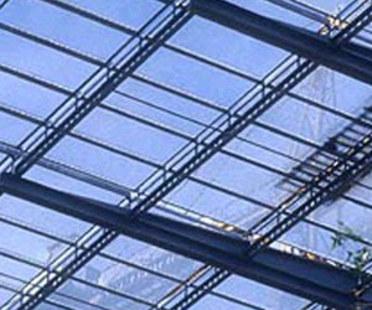 Siège de «Il sole 24 ore», Renzo Piano. <br />Milan, Italie. 2004
