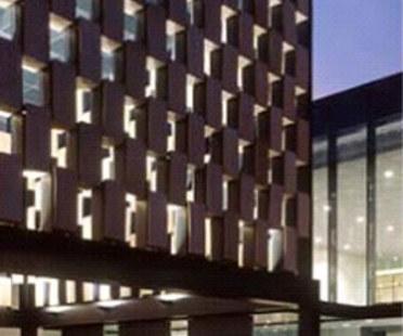 Palais des congrès,<br /> Paredes Pedrosa Architects. Peñiscola (Espagne). 2001