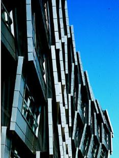 Complexe résidentiel The Wave, René Van Zuuk. <br />Almere (Pays-Bas). 2005