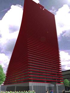 Net Center, Aurelio Galfetti. Padoue. 2005