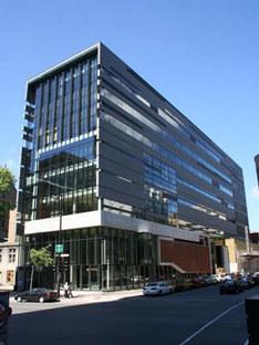 Faculté de Musique - Université McGill, Saucier + Perrotte et Menkès Shooner Dagenais. Montréal, 2005