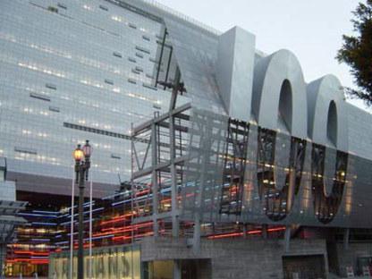 Caltrans District 7 Headquarters, Morphosis. Los Angeles, 2004