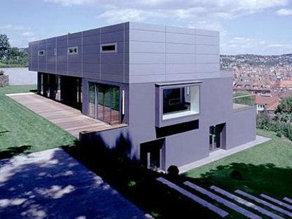 Maison M. Bottega + Ehrhardt Architekten. Stuttgart. 2004