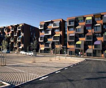Housing Block. Ofis Arhitekti. Izola (Slovénie). 2006
