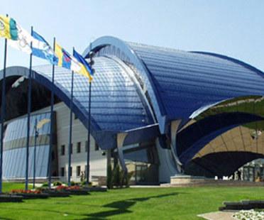 Complexe Sportif de Yuzhny, Yuri Seryogin. Odessa (Ukraine).