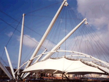 Il Bigo, Renzo Piano. Gênes. 1992