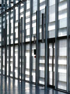 Médiathèque de Vénissieux. Dominique Perrault. 2001