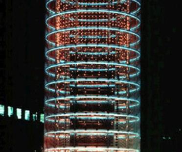 La torre dei venti. Yokohama. Toyo Ito. 1986