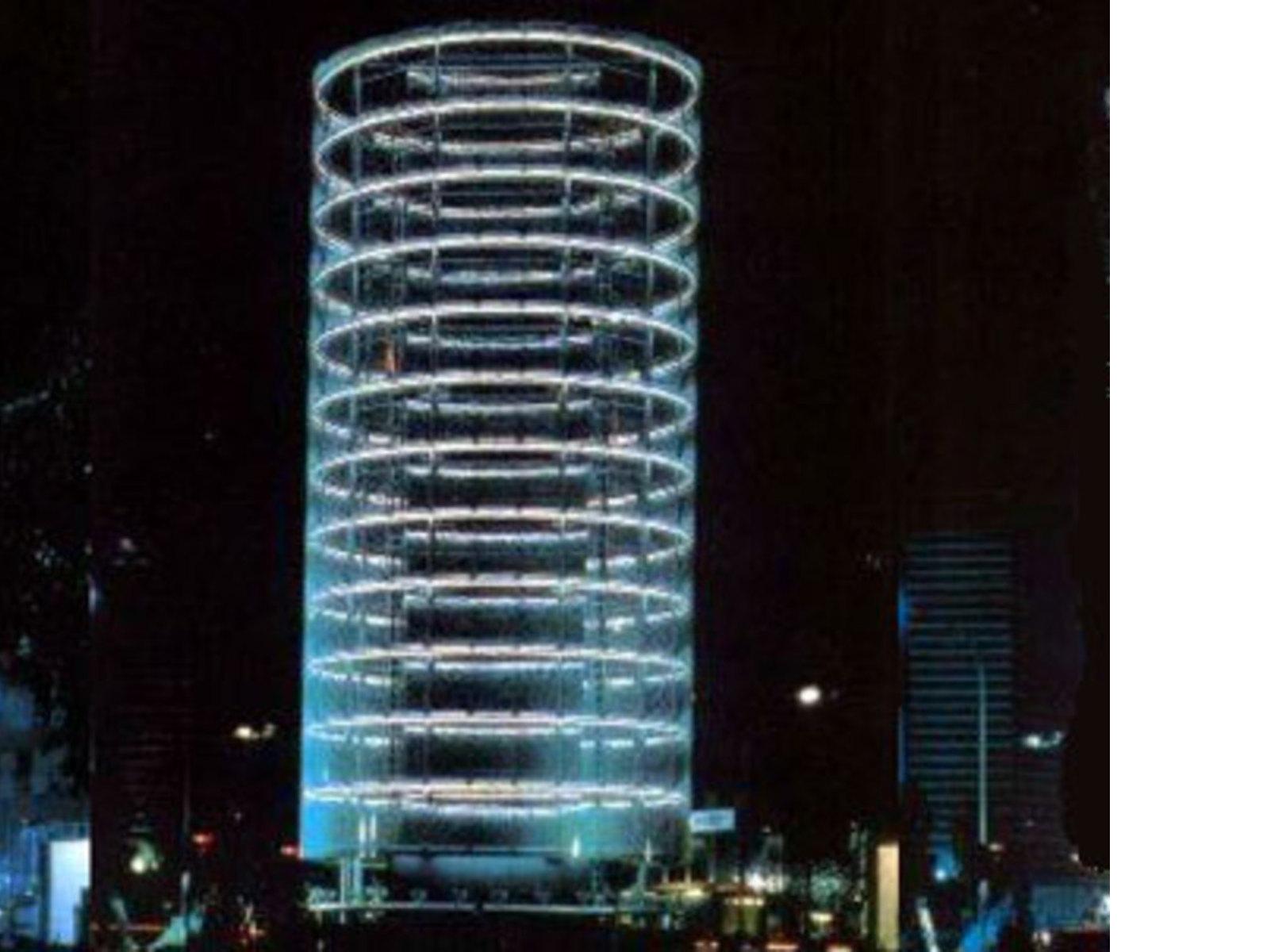 La Tour Des Vents Yokohama Toyo Ito 1986 Floornature