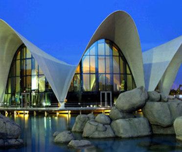 Oceanogràfic. Valence. Civis Project. 2002