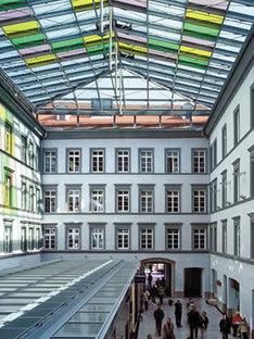 Mairie d'Innsbruck. Dominique Perrault. 2002