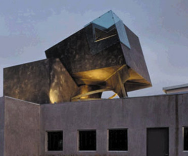 The Box. Culver City (Californie). Eric Owen Moss. 1994
