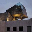 The Box. Culver City (Californie). Eric Owen Moss. 1994