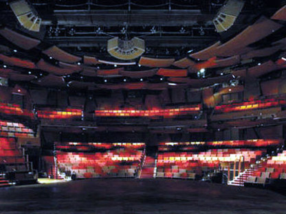 Jean Nouvel. Théâtre Guthrie. Minneapolis. 2006