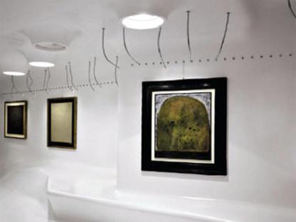 Galerie d'art Tornabuoni - Archea Associati. Venise, 2005