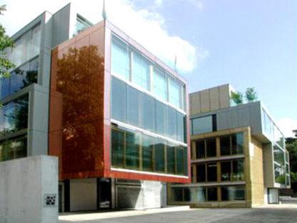 Seewürfel - Camenzind Evolution<br />Zurich, 2002