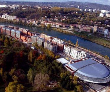 Renzo Piano. Lyon. Centre des Congrès de la Cité internationale. 2006