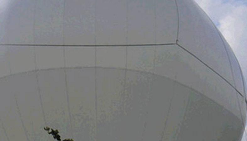 Londres. Serpentine Gallery. Pavillon 2006.<br /> Rem Koolhaas et Cecil Balmond