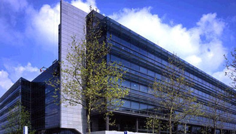 Chambre de commerce du luxembourg claude vasconi 2004 floornature - Chambre commerce luxembourg ...