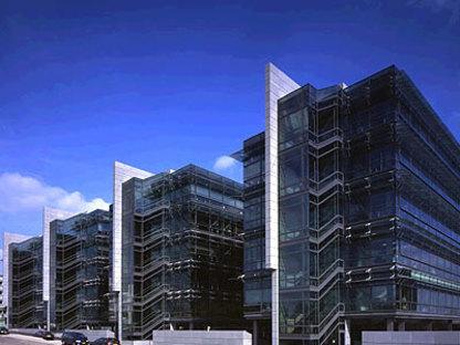 Chambre de Commerce du Luxembourg. Claude Vasconi. 2004