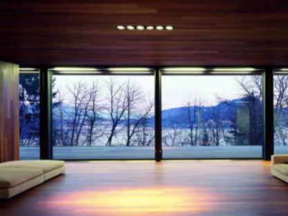 Villa sur le lac Bled - Ofis Arhitekti. Bled, 2004